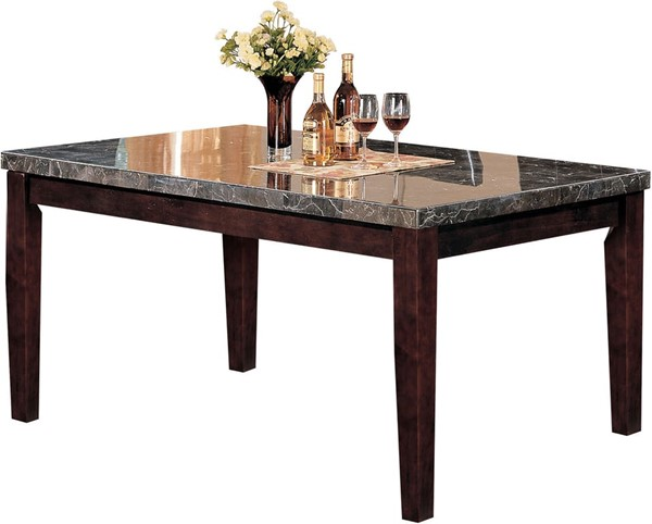Acme Furniture Danville Black Walnut Dining Table ACM-07058