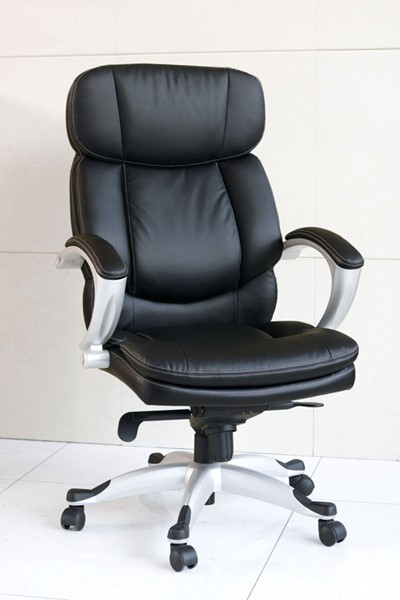 Acme Furniture Minta Black Office Chair with Pneumatic Lift ACM-09768