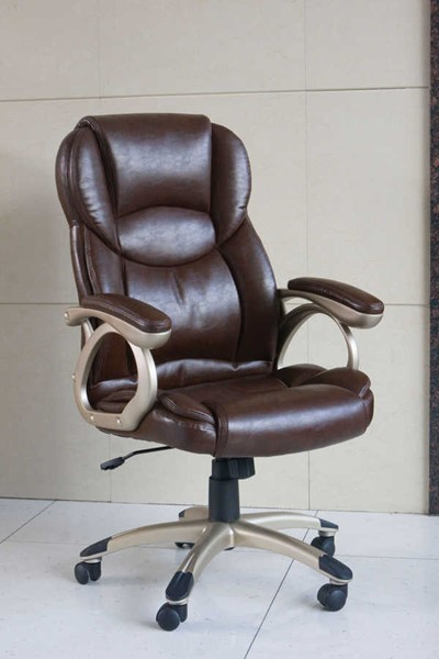 Acme Furniture Barton Brown Pneumatic Lift Office Chair ACM-09769