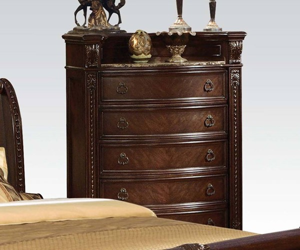 Acme Furniture Anondale Cherry Drawer Chest ACM-10316