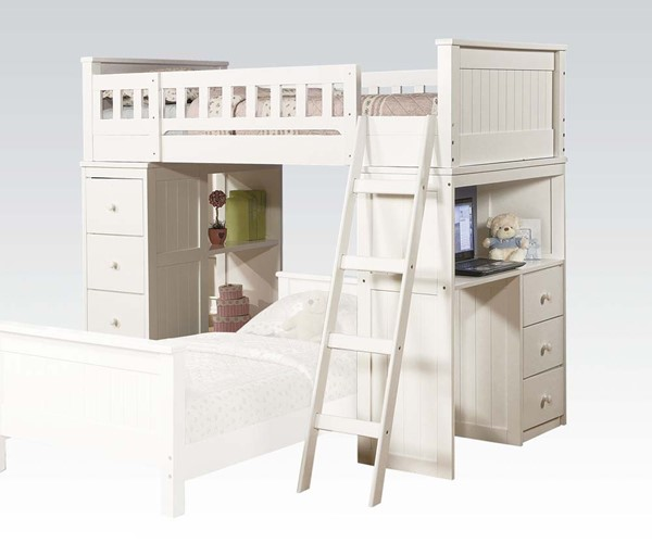 Acme Furniture Willoughby Loft Beds ACM-109-LB-VAR