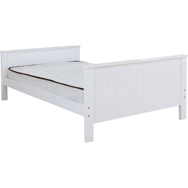 Acme Furniture Willoughby White Twin Bed ACM-10978A