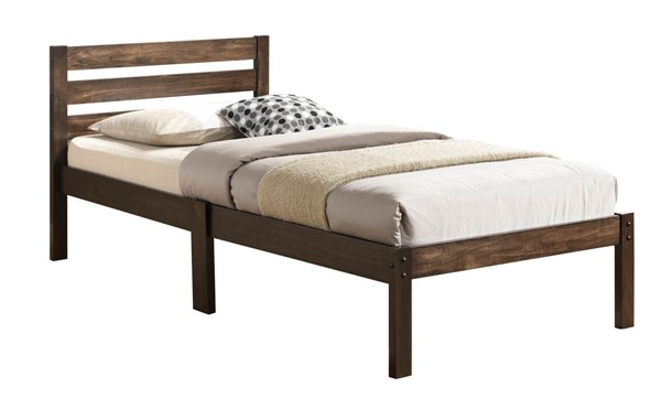 Acme Furniture Donato Ash Brown Twin Panel Bed ACM-21520T