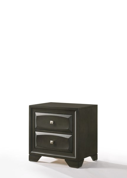 Acme Furniture Soteris Antique Gray Nightstand ACM-26543