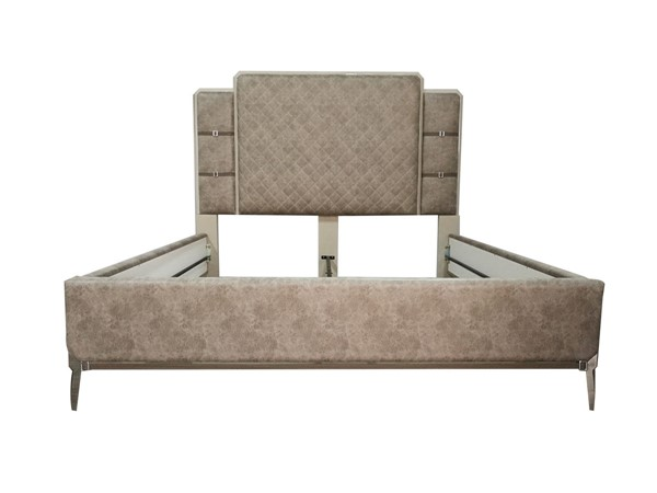 Acme Furniture Kordal Vintage Beige Queen Bed ACM-27200Q