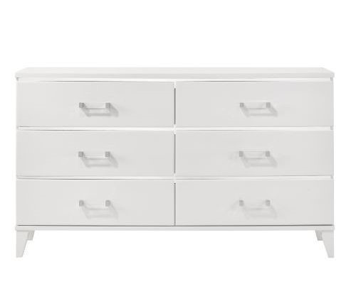 Acme Furniture Chelsie White Dresser ACM-27395