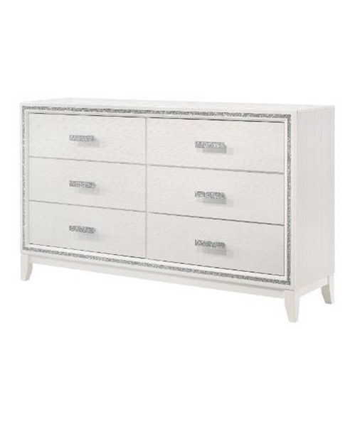 Acme Furniture Haiden White Dresser ACM-28455