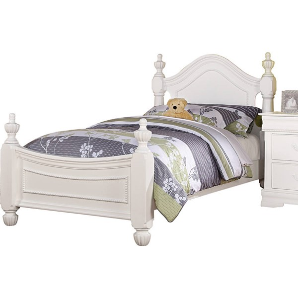 Acme Furniture Classique White Full Bed ACM-30120F