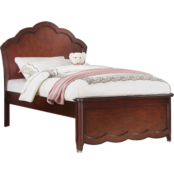 Acme Furniture Cecilie Cherry Twin Panel Bed ACM-30270T