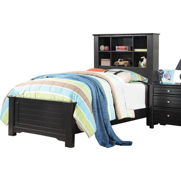 Acme Furniture Mallowsea Black Full Bed ACM-30375F