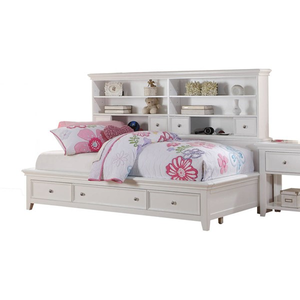 Acme Furniture Lacey White Twin Storage Daybed ACM-30590T