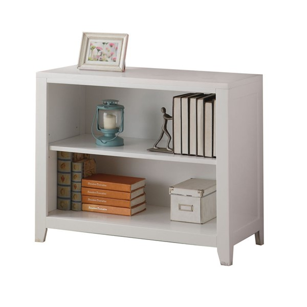 Acme Furniture Lacey White Bookcase ACM-30607