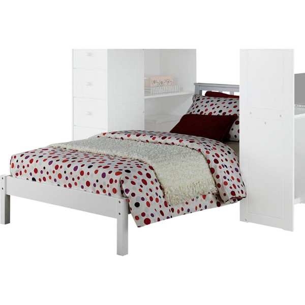 Acme Furniture Freya White Twin Bed ACM-37152