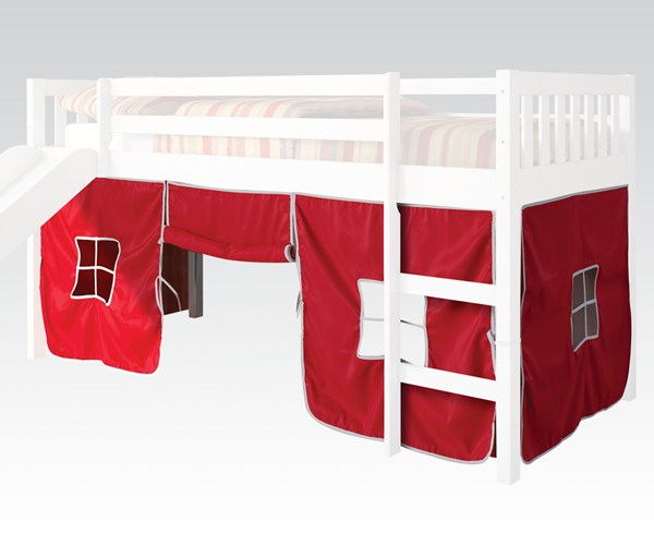 Tiona Red Wood Tent ACM-37187RED