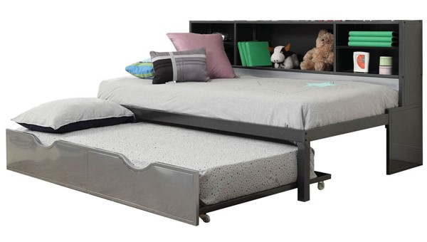 Acme Furniture Renell Twin Bed with Bookcase and Trundle ACM-37225T