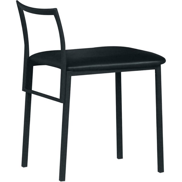 Acme Furniture Senon Black Chair ACM-37277