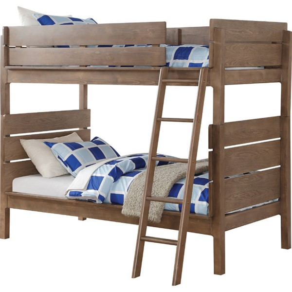 Acme Furniture Ranta Antique Oak Bunk Bed ACM-37400