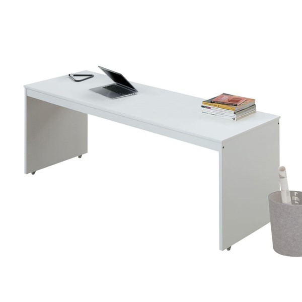Acme Furniture Lawson White Desk ACM-37466