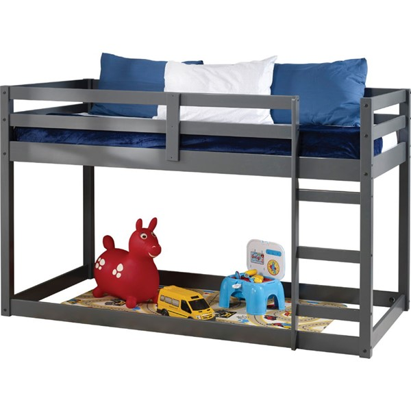 Acme Furniture Gaston Gray Loft Bed ACM-38180