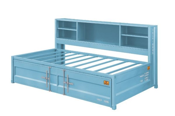 Acme Furniture Cargo Aqua Storage Daybed and Trundle ACM-38265