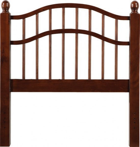 Prissy Youth Cherry Wood Twin Headboard Only ACM-39036