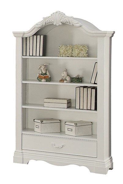 Acme Furniture Estrella White Bookcase ACM-39159