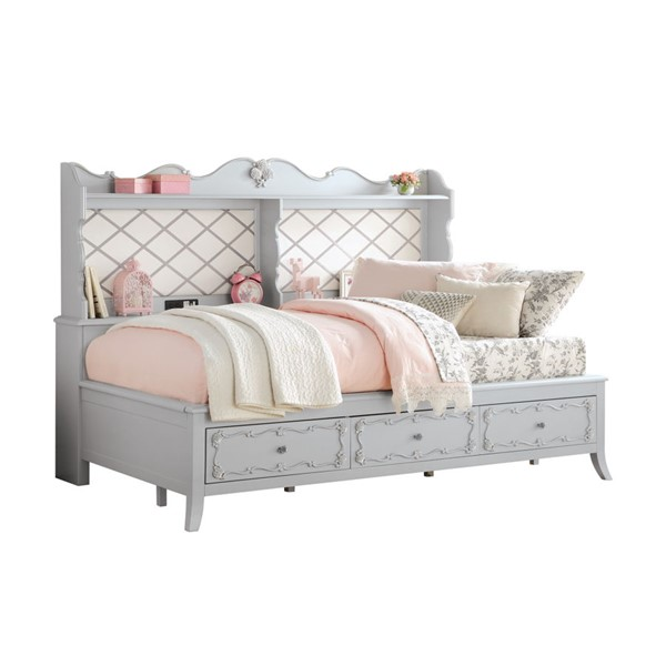 Acme Furniture Edalene Gray Twin Daybed ACM-39165