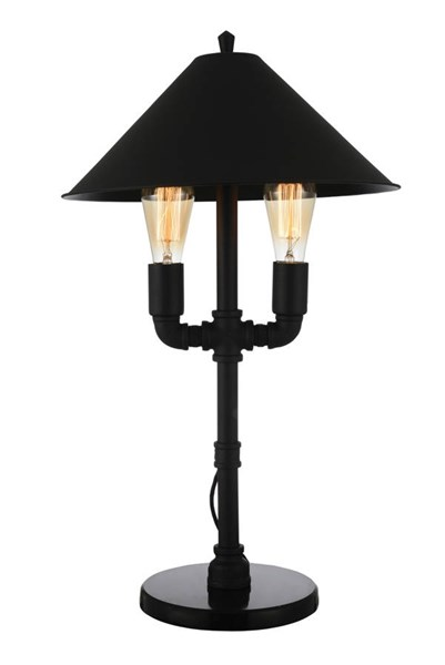 Acme Furniture Coln Black Table Lamp ACM-40084