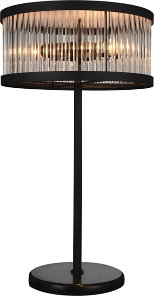 Acme Furniture Aven Black Table Lamp ACM-40104