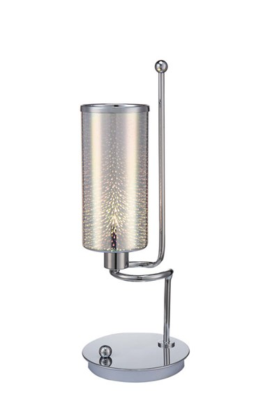 Acme Furniture Gwen Silver Table Lamp ACM-40131