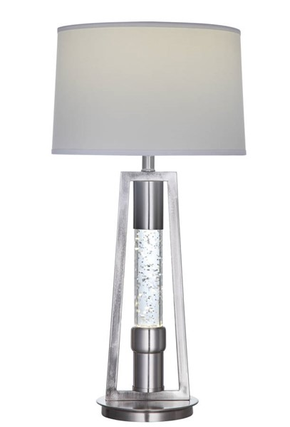 Acme Furniture Ovesen Nickel Table Lamp ACM-40157