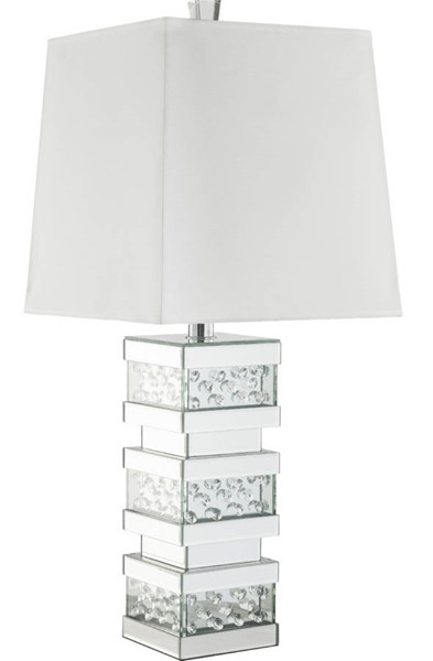 Acme Furniture Nysa Clear Table Lamp ACM-40217