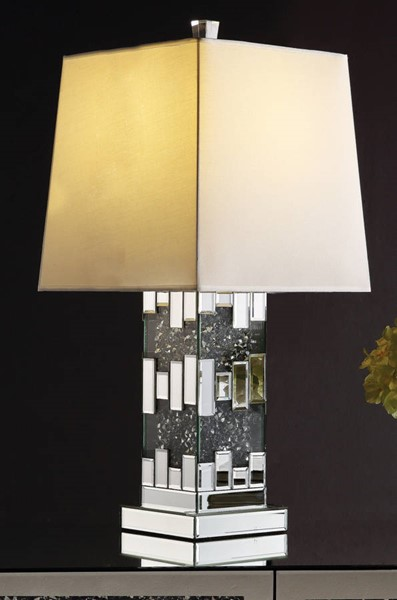 Acme Furniture Noralie Clear Glass Table Lamp ACM-40222