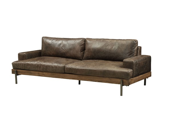 Acme Furniture Silchester Oak Sofa ACM-52475