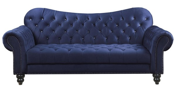 Acme Furniture Iberis Navy Sofa ACM-53405