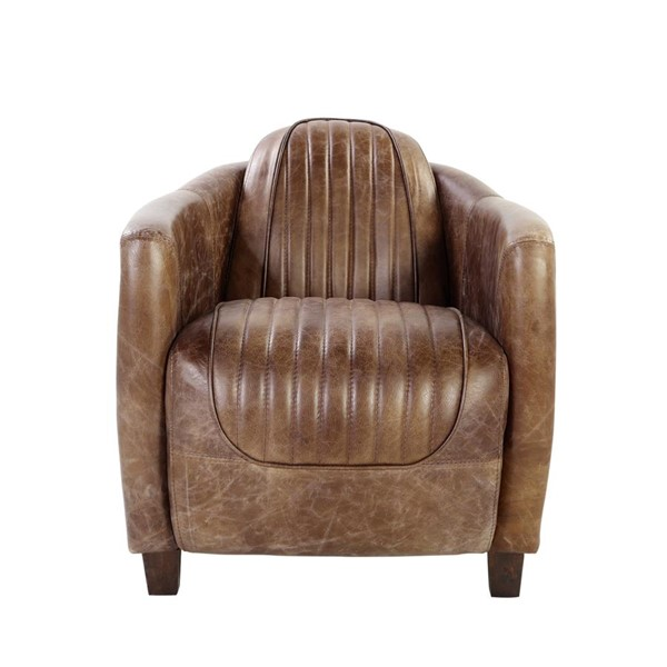 Acme Furniture Brancaster Retro Brown Chair ACM-53547