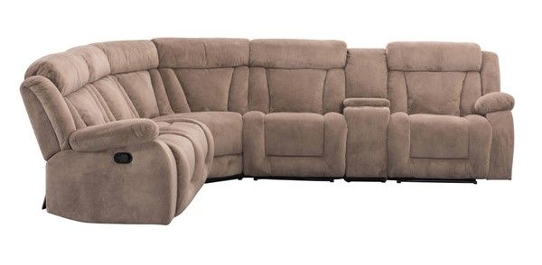 Acme Furniture Kylie Tan Sectional ACM-53880