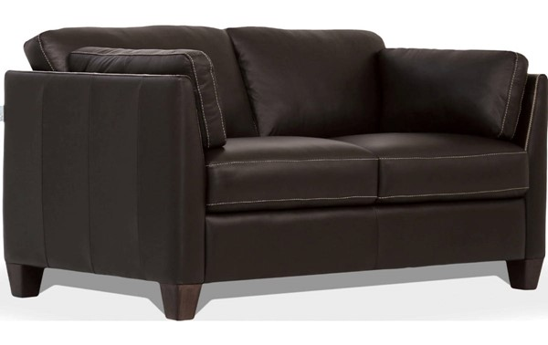 Acme Furniture Matias Chocolate Loveseat ACM-55011