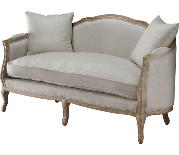 Acme Furniture Ruby Sand Loveseat ACM-55406