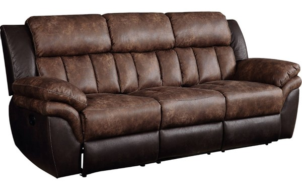 Acme Furniture Jaylen Toffee Espresso Sofa ACM-55425
