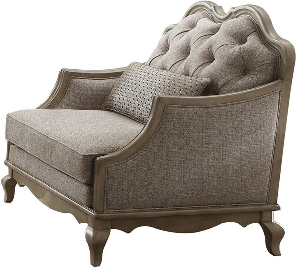 Acme Furniture Chelmsford Chair with Pillow ACM-56052