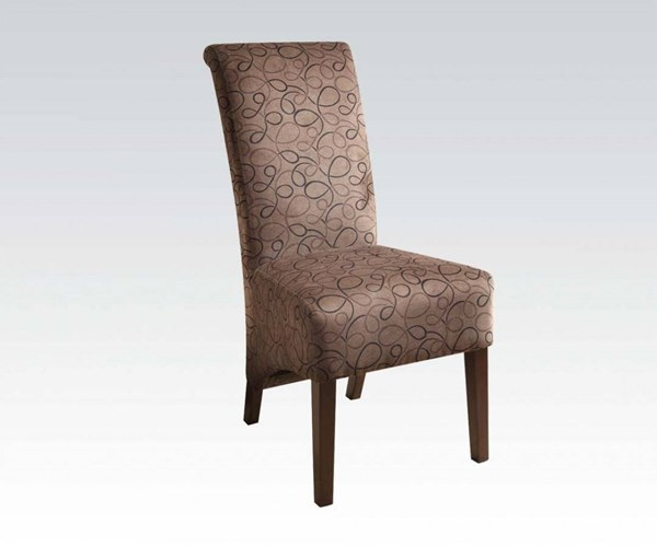 2 Acme Furniture Howie Accent Chairs ACM-59161