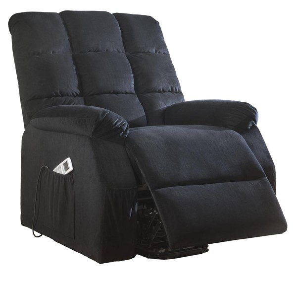 Acme Furniture Ipompea Black Power Lift and Massage Recliner ACM-59262