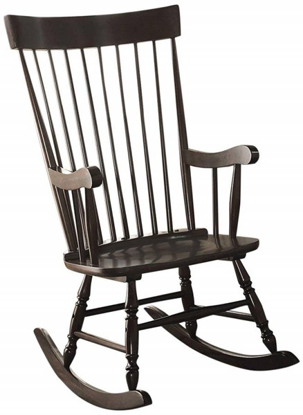 Acme Furniture Arlo Black Rocking Chair ACM-59297