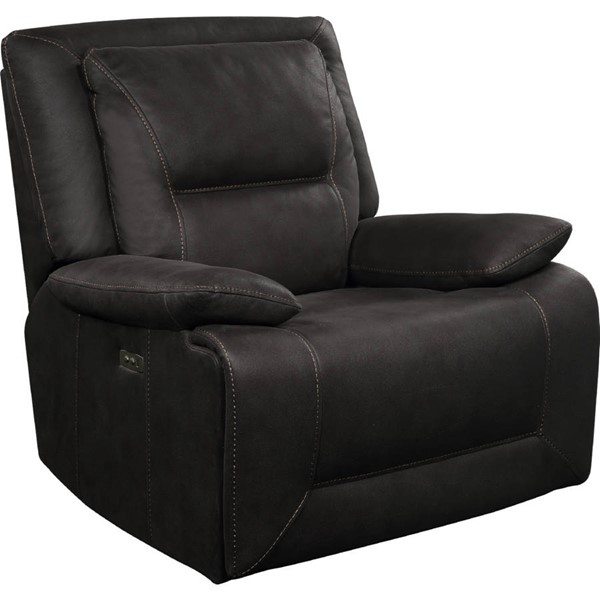 Acme Furniture Neely Charcoal Power Glider Recliner ACM-59456