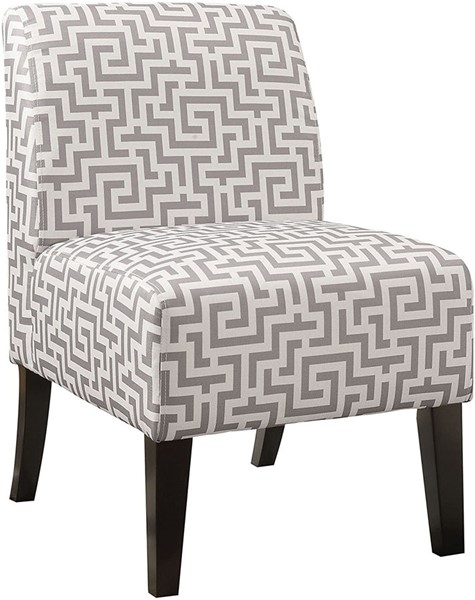 Acme Furniture Ollano Gray Accent Chair ACM-59506