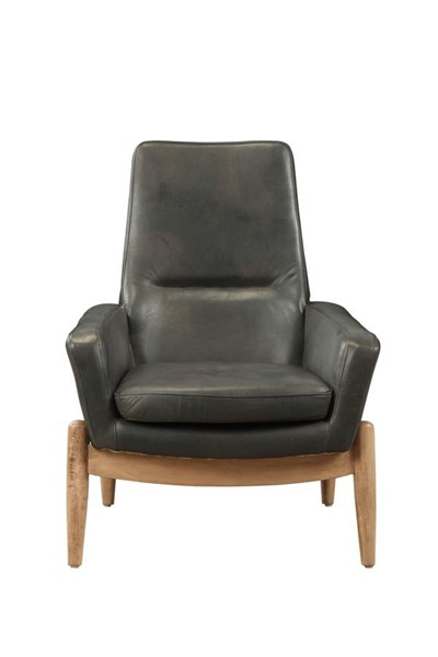 Acme Furniture Dolphin Black Accent Chair ACM-59533
