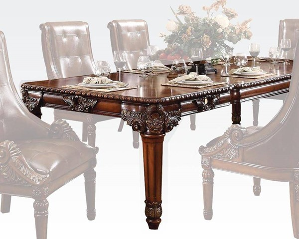 Acme Furniture Winfred Cherry Dining Table ACM-60075