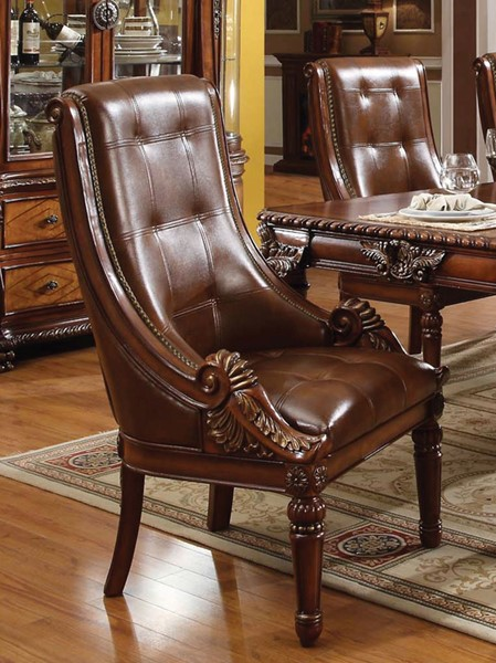 Acme Furniture Winfred Cherry Side Chair ACM-60077