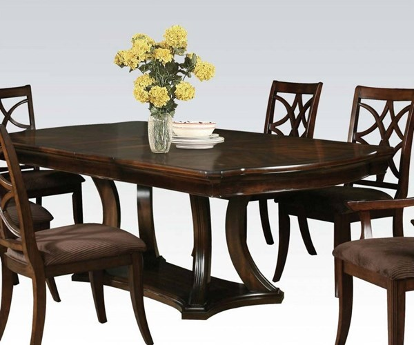 Acme Furniture Keenan Pedestal Dining Table ACM-60560